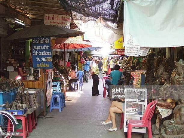 Bangkok's amulet market
