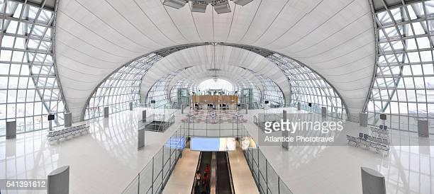 Bangkok's New Suvarnabhumi Airport