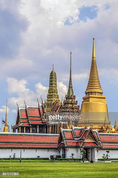 Bangkok's Temple of the Emerald Buddha