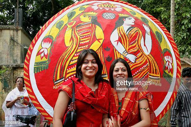 1st day of Bangla New Year every people looks like so much happy in our country 14th April 2007