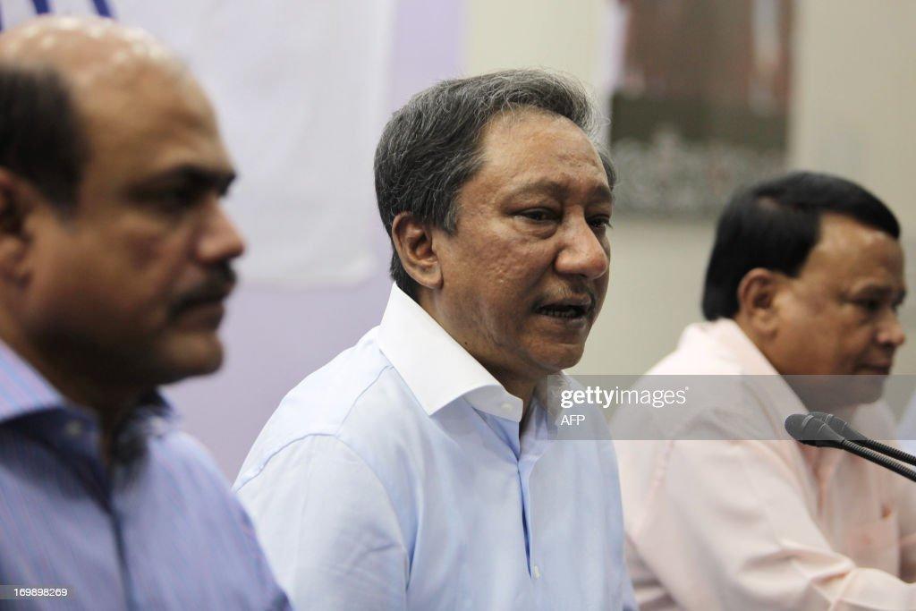 CRICKET-CORRUPTION-BANGLADESH : News Photo