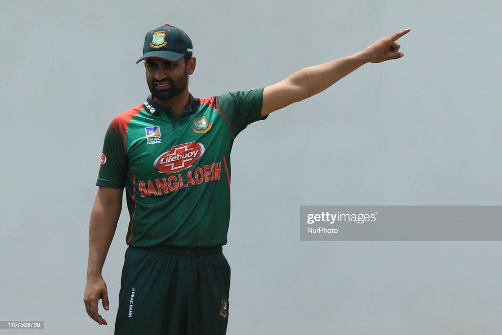 Bangladesh v Sri Lanka - Board President's XI, Practice Match : News Photo