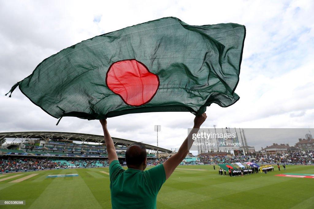 Australia v Bangladesh - ICC Champions Trophy - Group A - The Oval : News Photo