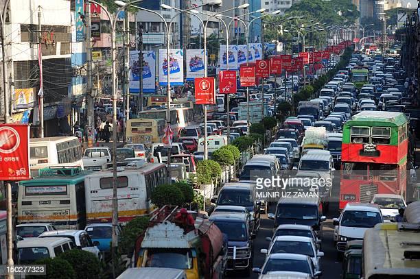 effects of traffic jam in bangladesh Dhaka traffic alert 2017 dhaka, bangladesh huge traffic jam for 25 minutes dhaka traffic alert is at link road, gulshan.