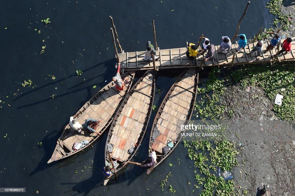 BANGLADESH-VOTE : News Photo