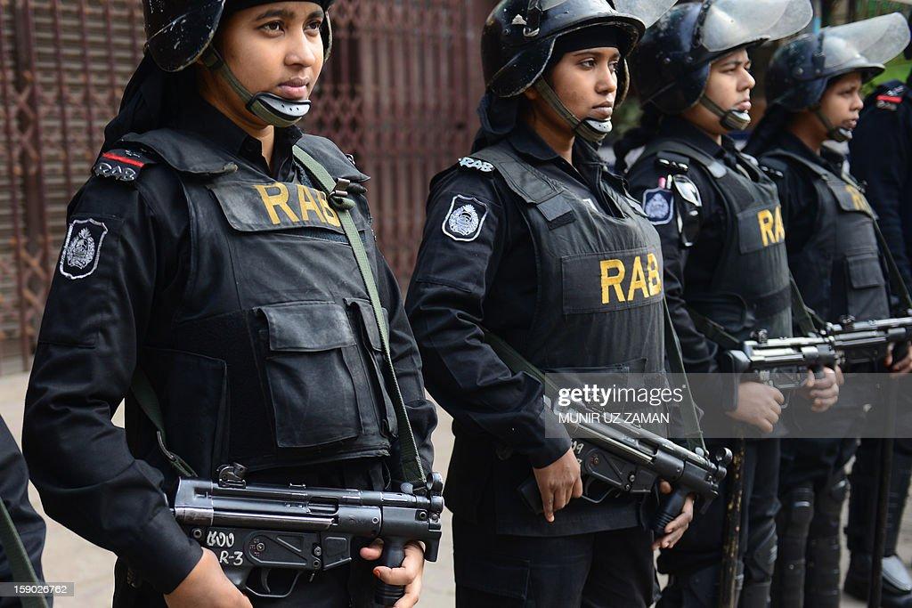 BANGLADESH-POLITICS-STRIKE : News Photo