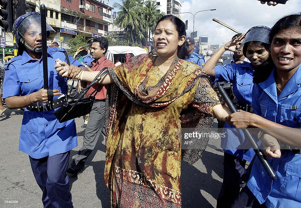 Bangladeshi Women Police
