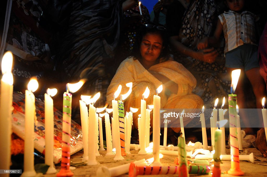 BANGLADESH-DISASTER-TEXTILE : News Photo