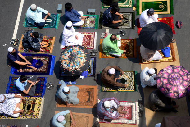 BGD: Last Friday Prayer Holy Ramadan In Dhaka