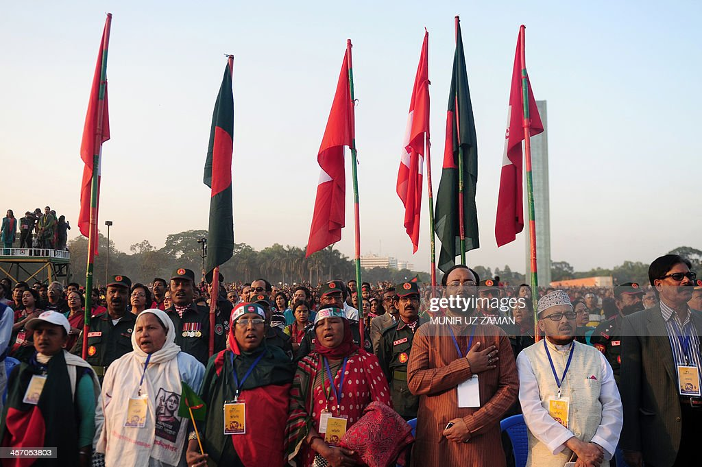 BANGLADESH-ANNIVERSARY-VICTORY DAY : Photo d'actualité