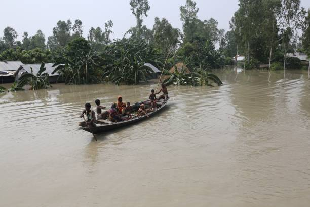 BGD: Flood In Bangladesh