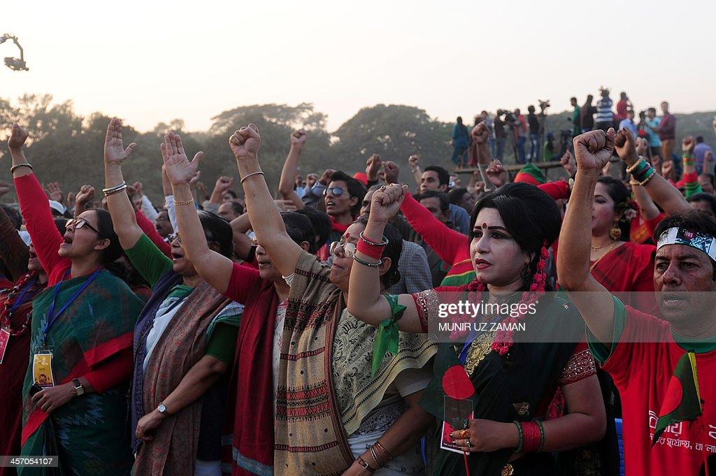 BANGLADESH-ANNIVERSARY-VICTORY DAY : News Photo