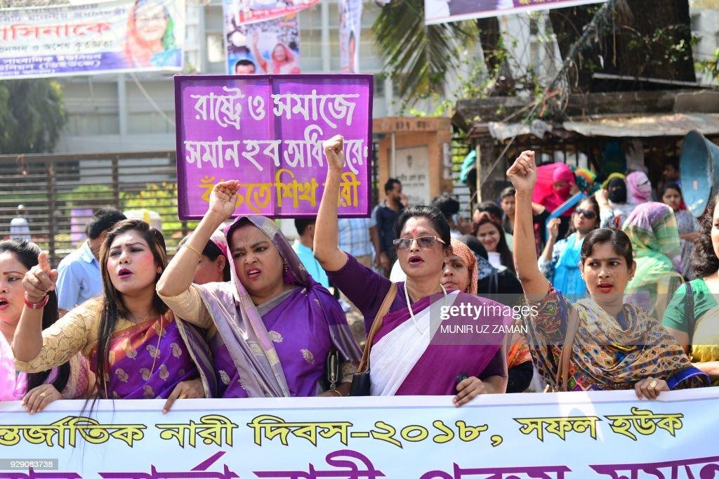 BANGLADESH-SOCIAL-WOMEN-RIGHTS : News Photo