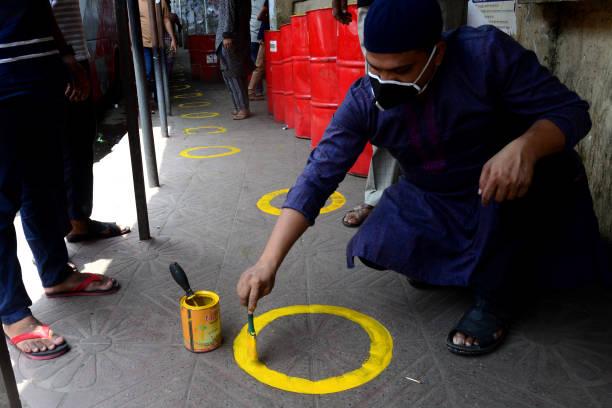 BGD: COVID-19 Coronavirus Emergency In Dhaka