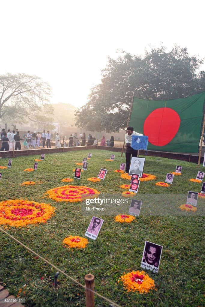 Intellectuals Martyred Day observed in Bangladesh