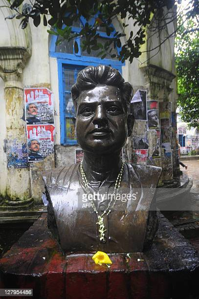 BangladeshPakistanwarhistorycrimeFOCUSwar trial by Cat Barton A statue of Arun Dey's father who was killed by Pakistani army in 1971 is seen at Dhaka...