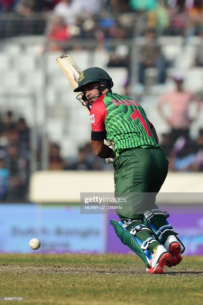 Bangladesh vs Sri Lanka - 3rd ODI in the Tri-Nations Series at Dhaka