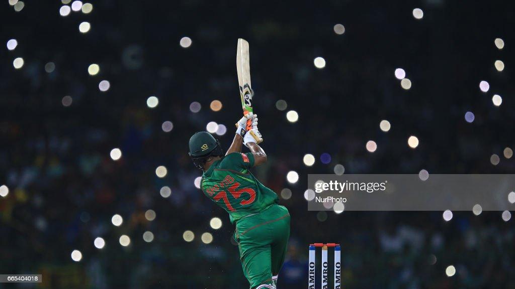 Sri Lanka v Bangladesh - Cricket : News Photo