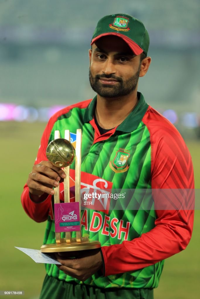 Bangladesh vs Sri Lanka - 5th ODI in the Tri-Nations Series at Dhaka