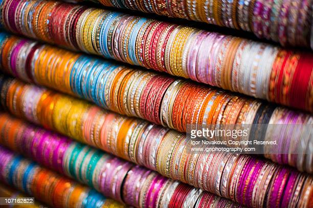 bangles! - bangle stock pictures, royalty-free photos & images