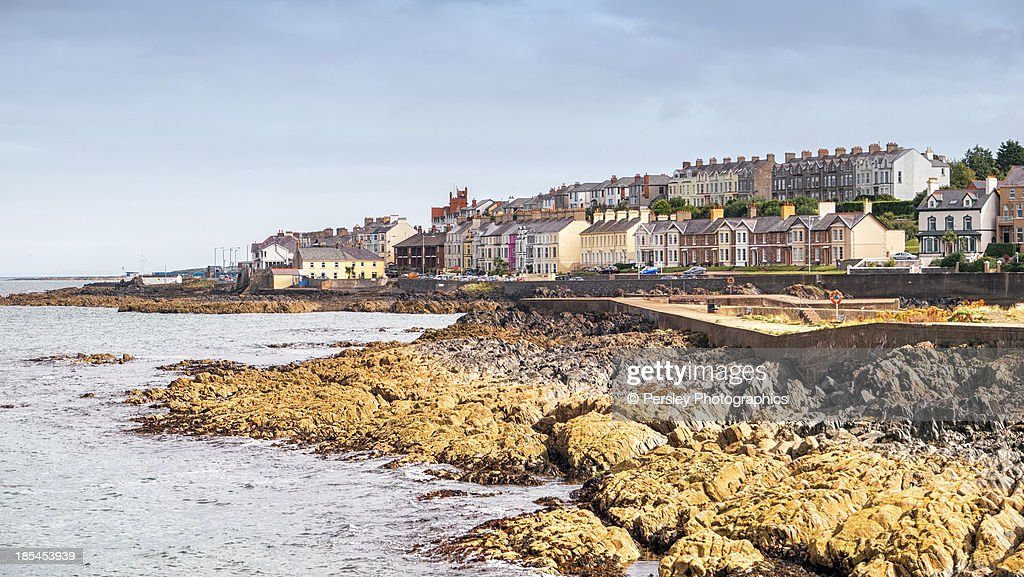 Bangor County Down Stock Photo Getty Images