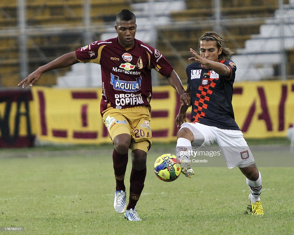 Banguero of Tolima fights for ...
