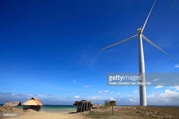Bangui Windmills are located in Bangui, Ilocos Norte, Philippines. It is also known as the NorthWind Bangui Bay Project, a project by the NorthWind...
