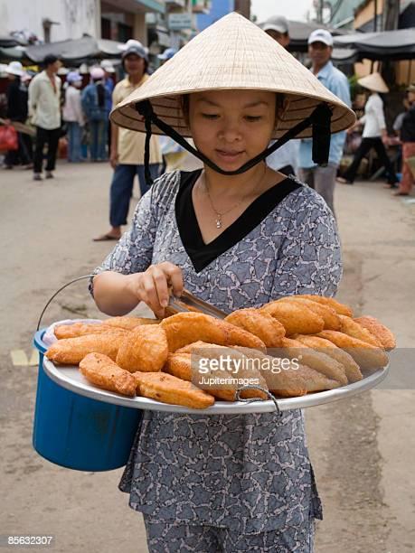 Banh mi vendor, Vietnam