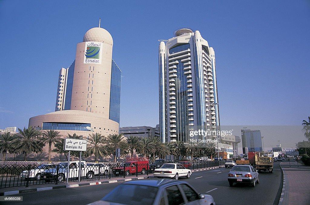 Baniyas Road Deira Dubai Uae Stock Photo - Getty Images