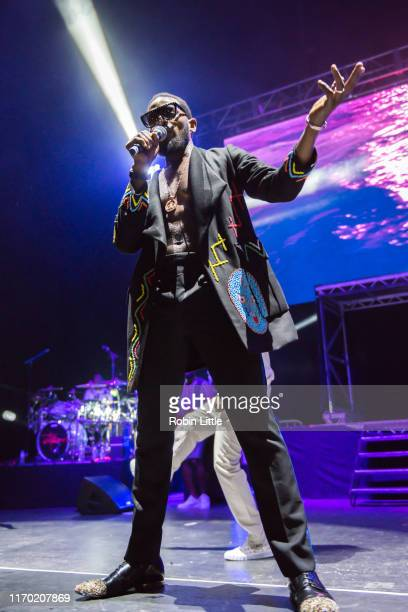 D'banj performs on stage at the O2 Academy Brixton on August 25 2019 in London England