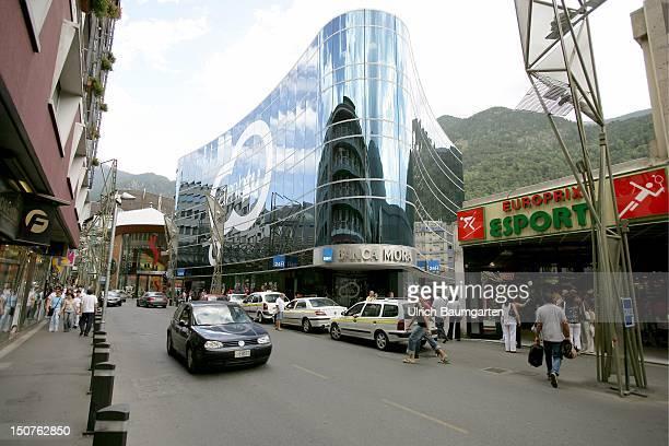 Bank Banca Mora in Andorra la Vella