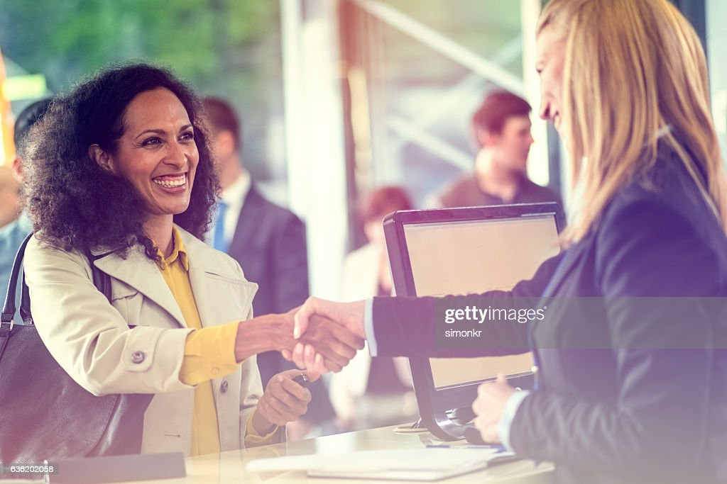 Bank Counter : Stock Photo