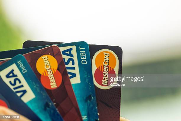 Bank Credit and Debit Cards