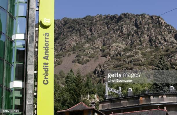 Bank Credit Andorra in Andorra.