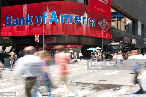 bank of america - bank of america stock pictures, royalty-free photos & images