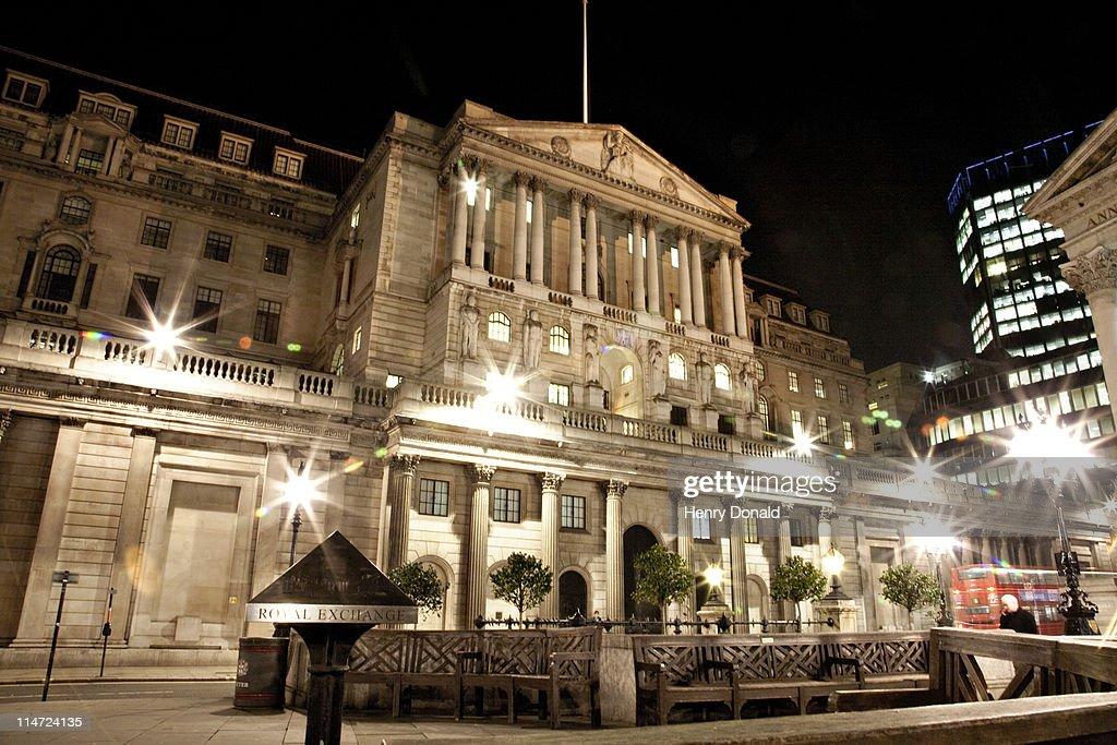 Bank of England : Stock Photo