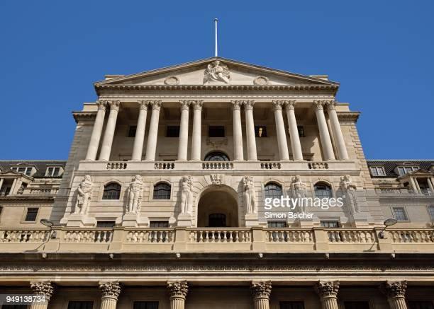 Bank of England, Threadneedle Street, London, England, United Kingdom