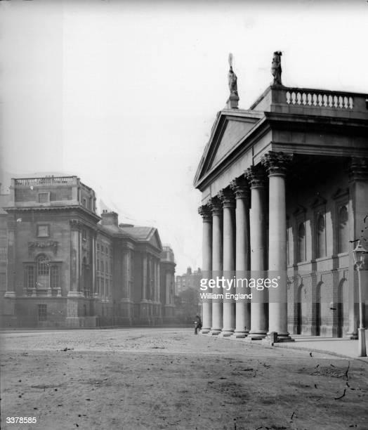 Bank of Ireland, Dublin.