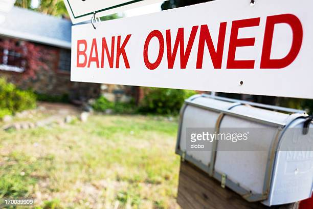 Bank Owned Home