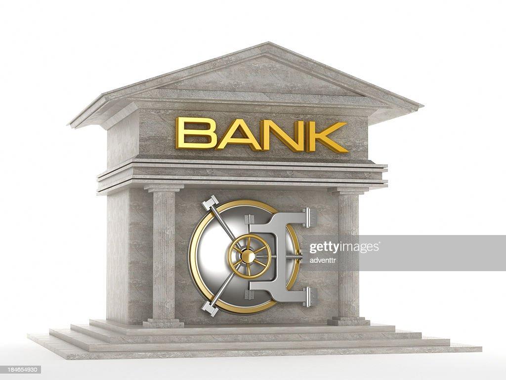 Bank : Stock Photo