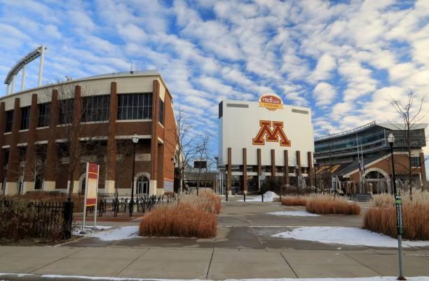 TCF Bank Stadium at the University of Minnesota