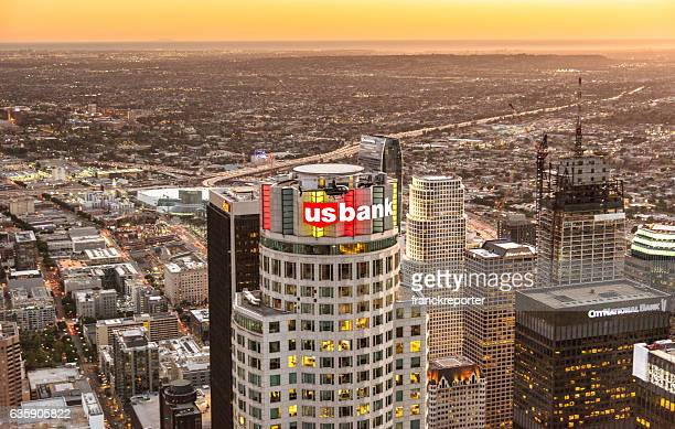 Us Bank Slide >> 60 Top Us Bank Tower Pictures Photos Images Getty Images
