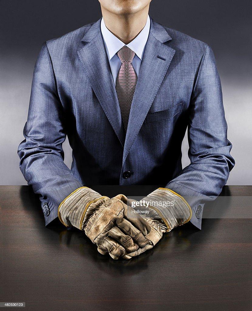 bank_worker : Stock Photo