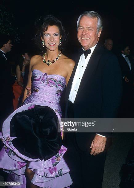 Banker Paul Hallingby and wife Mai attend the Metropolitan Museum of Art's Costume Institute Gala's Dinner with DV Honors the Career of Diana...