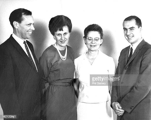 APR 10 1967 APR 12 1969 Banking Education Group Elects Officers New officers of the Denver chapter of the American Institute of Banking have been...