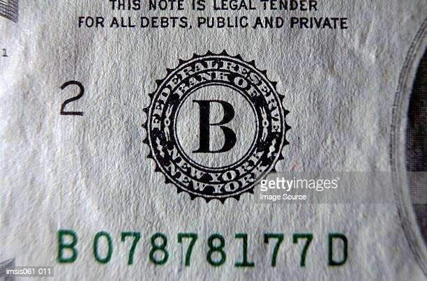 Banknote detail