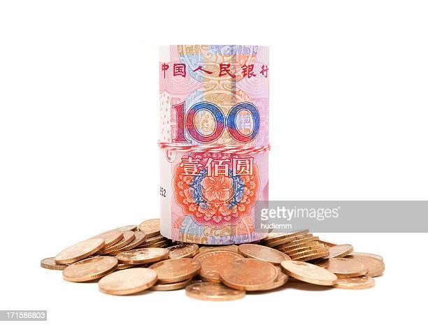 De los billetes y monedas