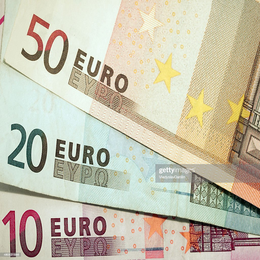 banknotes background : Stock Photo