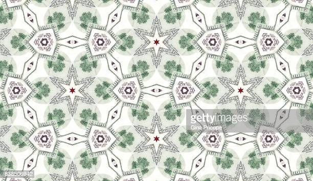 us $ 100 banknotes kaleidoscope - money texture stock photos and pictures