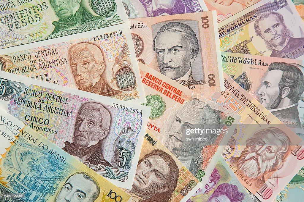 Banknotes : Stock Photo